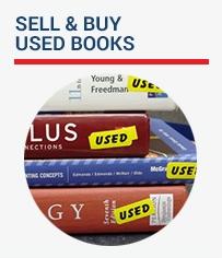Buy & Sale Used Books
